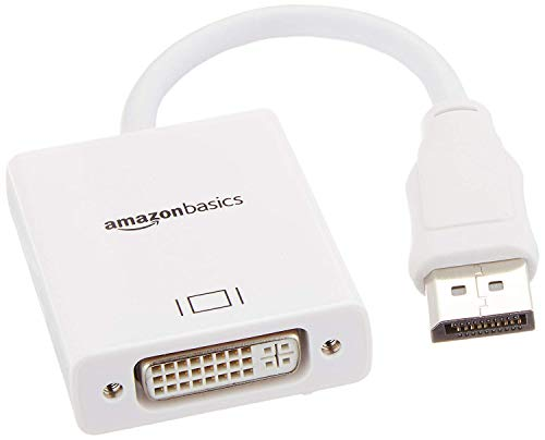 AmazonBasics - Adattatore da DisplayPort a DVI