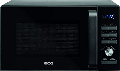 ECG MTD 2590 GBS Microwave, Schwarz