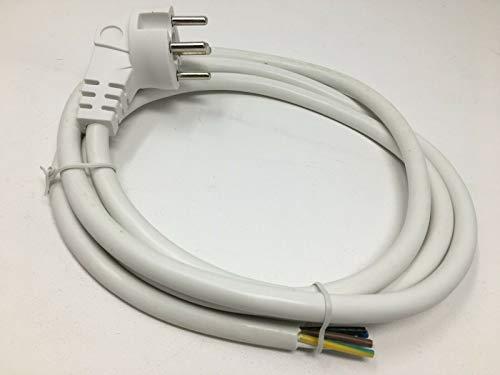 Herdanschlus mit Perilex Stecker elektro herd starkstrom Kabel mit 2 m Kabel