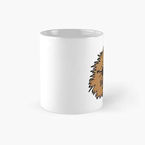 Baffi The Fizzgig The Dark Crystal Classic Mug   Best Gift Funny Coffee Mugs 11 Oz