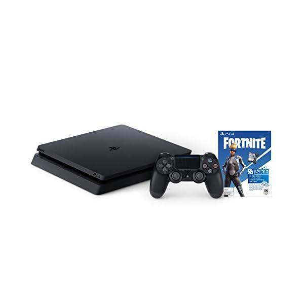 PlayStation 4 Slim 1TB Console – Fortnite Bundle
