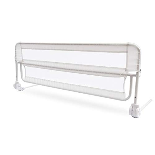 Find Cheap AXIANQIPJS Child Safety Bed Guardrail Crib Fence Large Bed Fence Height Rebound Comprehen...