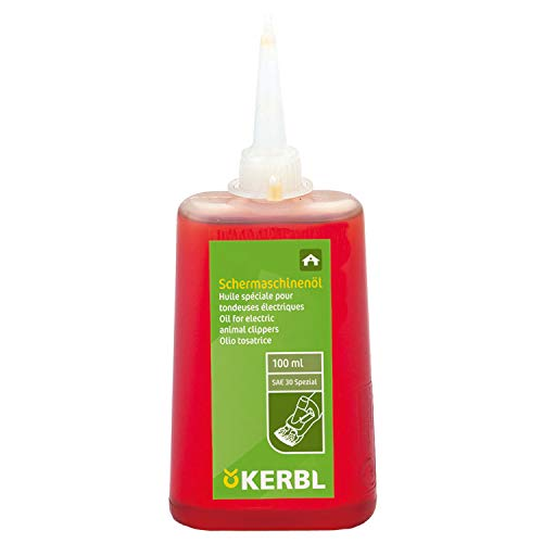 Schermaschinenöl Constanta 100 ml