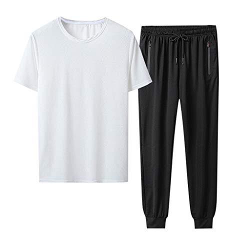 La mejor comparación de Camisetas deportivas para Hombre los 10 mejores. 8
