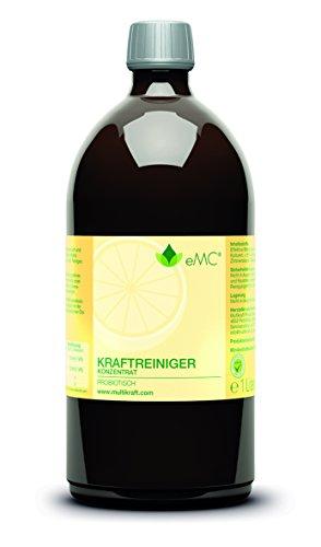 eMC Kraftreiniger 1000 ml Konzentrat, Multikraft, Effektive Mikroorganismen, Probiotisch