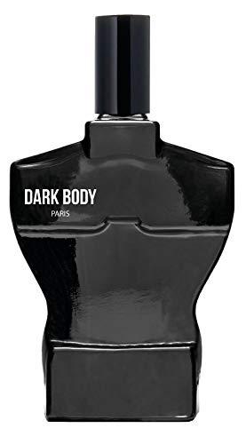 Raphael Rosalee Cosmetics Dark Body Men, homme/men, Eau de Toilette, 100ml