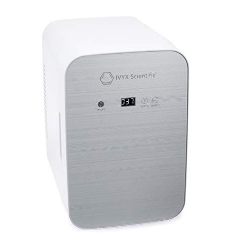 5L Lab Inkubator/Brutschrank - Präzise Temperaturregelung von 0 ° C bis + 55 ° C, 5L Kapazität, 12V / 220V