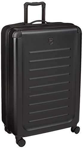 Victorinox Spectra 2.0 Hardside Spinner Suitcase, Black, Checked- Extra Large (32')