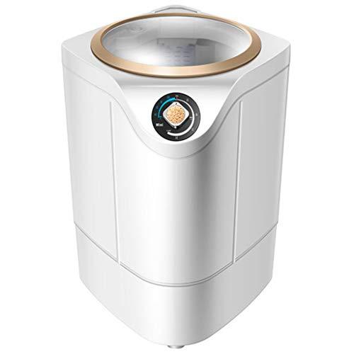 A Washing Machine Haushaltswaschmaschine, Waschtrockner FüR Camping, Apartments Oder Studentenwohnheime 390 * 630 MM (Schwarz, Weiß, Rosa, Gold)