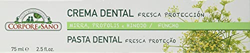 Crema Dental Clásica Mirra