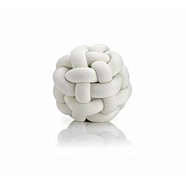 Knot Pillow (White)