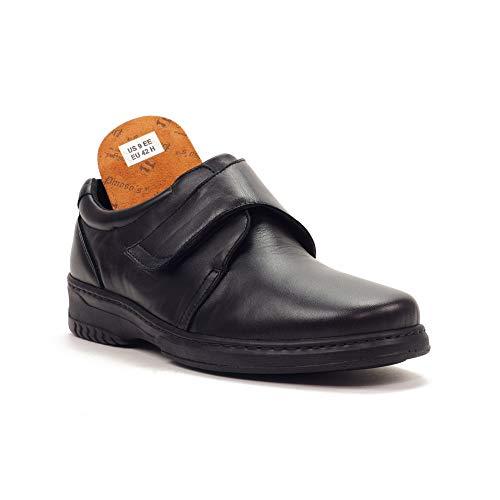 PINOSOS - Zapato Casual 6176-DI-N para: Hombre Color: Negro Talla: 43