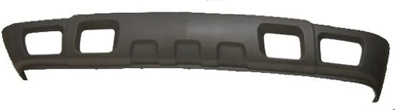 OE Replacement Chevrolet Silverado Front Bumper Deflector (Partslink Number GM1092173)