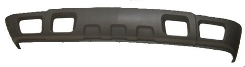Sherman Replacement Part Compatible with Chevrolet Silverado Front Bumper Deflector (Partslink Number GM1092173) (GM1092173V)