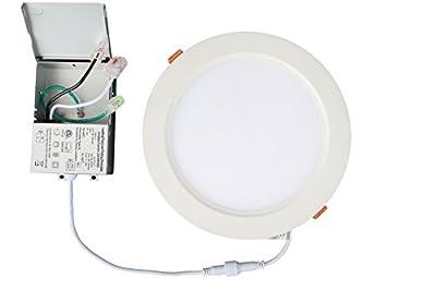 "P-tec 6"" Ultra-Thin LED Recessed Downlight"