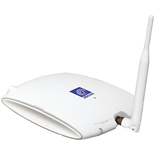 zBoost ZB545M SOHO Max Dual Band Cell Phone Signal Booster for Home and Office, up to 3,500 sq. ft.
