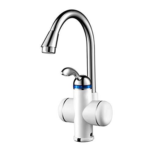 QIANG elektrische kraan voor warm water, 220 V, elektrische verwarming voor keuken, badkamer en badkamer