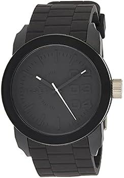 Diesel Men's Double Down Stainless Steel Chronograph Quartz Watch