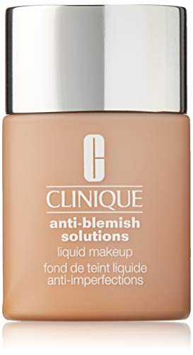Clinique 28750 - Base de maquillaje Anti-Blemish Solutions Liquid Makeup, 5 Beige, 30 ml