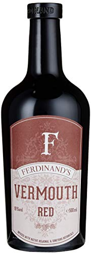 Ferdinand's Red Vermouth auf Basis deutschen Rieslings (1 x 0,5 l)