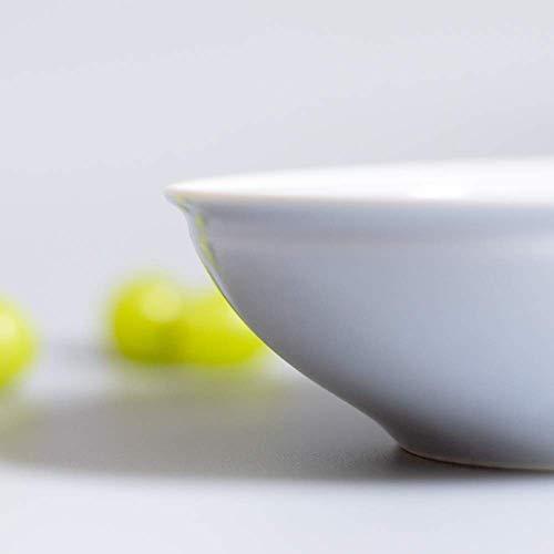 A dot+ シエル 美濃焼 ボウル 取り皿 直径約14cm 食洗機 レンジ対応 グレー 520111