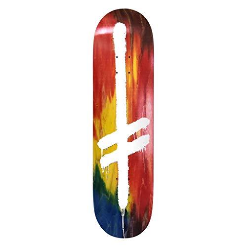 Deathwish Skateboard Deck Original G Tropical 21 x 80 cm