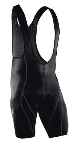 Sugoi RS - Pantaloncini da uomo, taglia S, colore: Nero