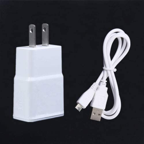 AC/DC Adapter Power Charger Cord for Samsung Galaxy Tab A 10.1 SM-T580, SM-T585