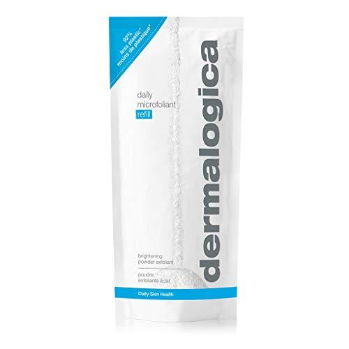Dermalogica Daily Microfoliant (2.6 Fl Oz Refill Pack) Exfoliator Face Scrub Powder - Achieve Brighter, Smoother Skin daily with Papaya Enzyme and Salicylic Acid