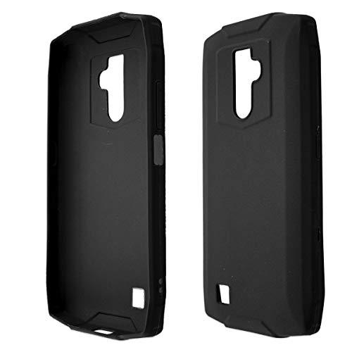 caseroxx TPU-Hülle für Blackview BV6800 / BV6800 Pro, Handy Hülle Tasche (TPU-Hülle in schwarz)
