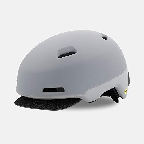 Giro Sutton MIPS Adult Urban Cycling Helmet  Medium 5559 cm Matte Grey 2020