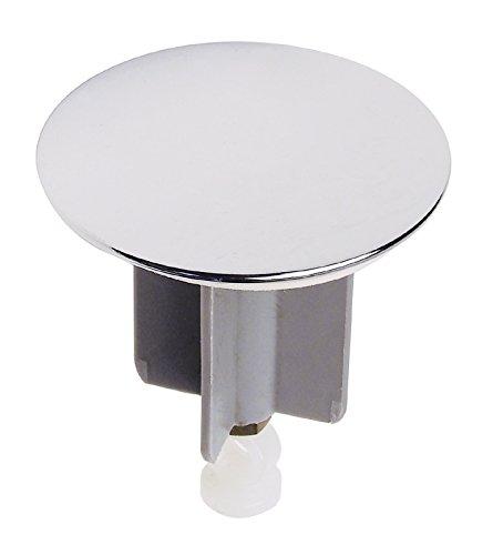 Universal Excenterstopfen Waschtisch | 64 mm | Groß | chrom
