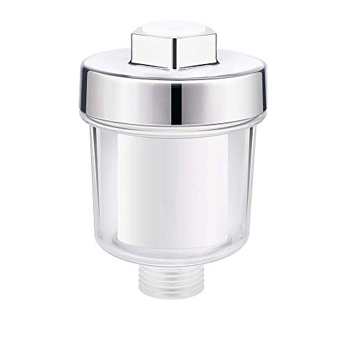 Purificador de salida universal filtro de ducha PP algodón grifo de cocina purificación hogar accesorios de baño (1 filtro)