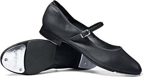 Theatricals Adult Slide Buckle Tap Shoes T9200BLK09.0M Black 9 M US