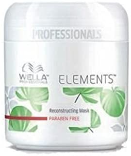 Wella Elements Reconstructing Mask 5.07 Oz. by Wella [並行輸入品]