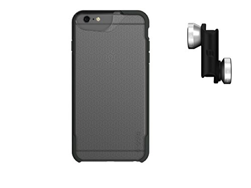 Olloclip OC-0000115-EU - Pack de Funda y Lente para Apple iPhone 6 Plus/6S Plus, Multicolor
