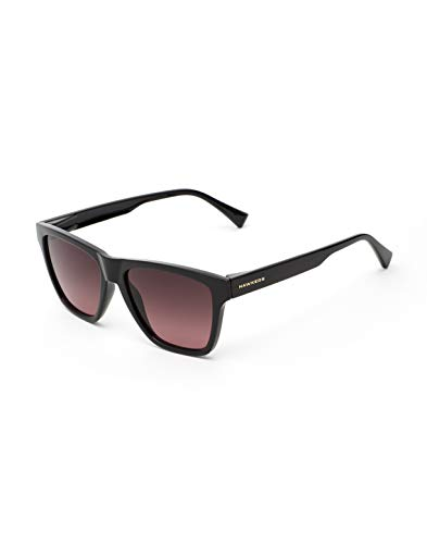 HAWKERS LS Sunglasses, Negro/Rojo, One Size Unisex-Adult