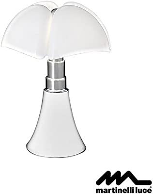 Martinelli Luce Pipistrello Lampe Blanc Lampe à Poser
