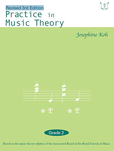 Josephine Koh: Practice In Music Theory (Revised 3rd Edition): Lehrmaterial für Instrument(e)