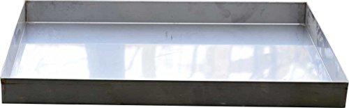 Ebru badkuip van staal (51 cm x 71 cm x 6 cm) | Marbling Tray