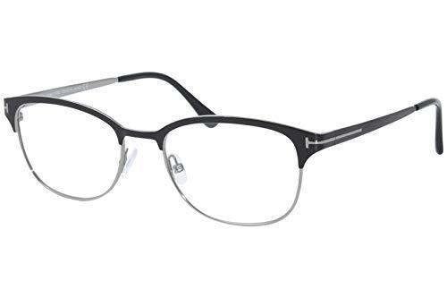 Tom Ford Für Mann 5381 Black Titangestell Brillen, 52mm
