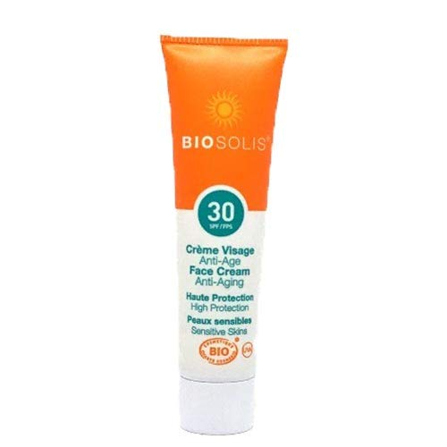 BIOSOLIS Sun Face Cream SPF 30, 15 ml