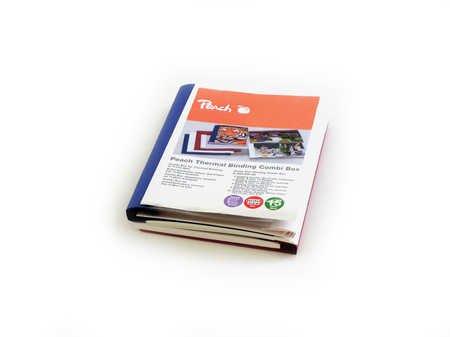 Peach R-PBT406-06 Combi Box voor 15 fotoalbums, 10 x 15 cm, wit
