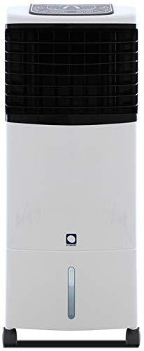 Bioclimatizador Evaporativo MCONFORT 1300C. 130W Frio/Calor. Cobertura 26m². Máximo Caudal 1300m³/h. 6 Velocidades. Emisión