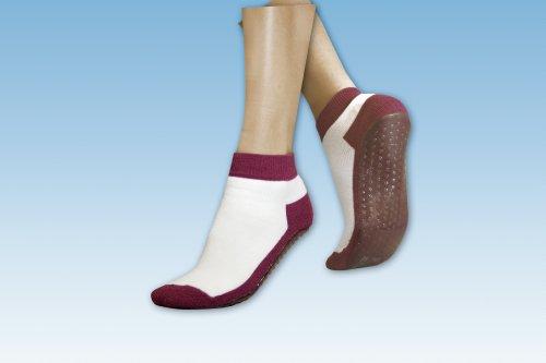 Suprima Anti-Rutsch-Socken - unisex - 4-820-009 - Gr. 4345 - schwarz