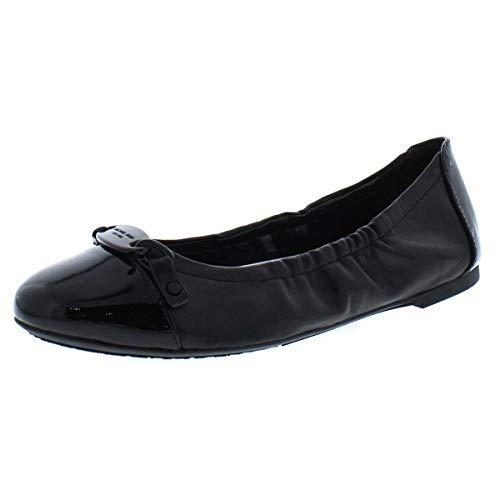 Femmes Michael Michael Kors Ballerines Couleur Noir Black Nappa/Patent Taille 35