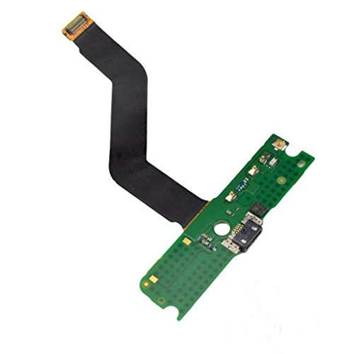 Shockware USB Charging Port Dock Connector Charging Flex Cable Replacement Part Compatible With Nokia Lumia 720