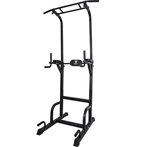 STEADY(ステディ) 懸垂マシン ぶら下がり健康器 改良バー 耐荷重150kg チンニングスタンド 懸垂スタンド 懸垂バー 懸垂器具 ぶらさがり健康器 ST115 (1.通常品)
