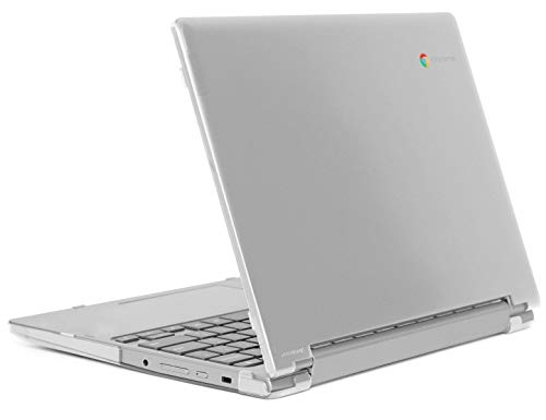 mCover Funda rígida compatible solo con Lenovo Flex 3 11M735 2 en 1 Chromebook 2021 (no compatible con Lenovo 300E Windows y Flex 11 Chromebook) (LEN-FLEX3-21MT-Clear)
