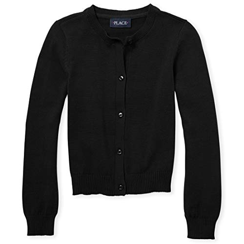 Top 10 girls black cardigan sweater size 6 for 2020